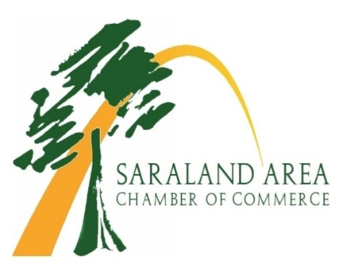 saraland chamber of commerce logo