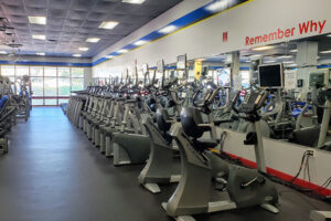 Stationary Bikes Core Fitness Spanish Fort Daphne Fairhope Gym