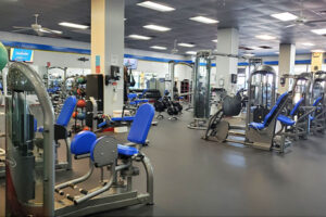 Weight Machines Core Fitness Gym Eastern Shore Alabama
